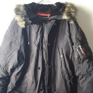 Polo Ralph Loren Winter Jacket